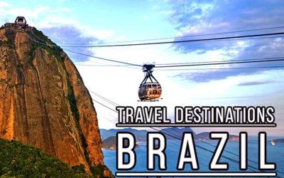 Top 25 Tourist Destinations of Brazil